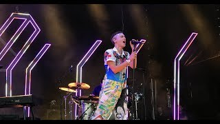 Years & Years – Take Shelter [LIVE at Lastochka Fest. Moscow] 1080p