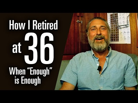 How I Retired At 36, And Spent 20 Years Sailing (FIRE, Minimalism, And When