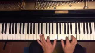 Tutorial piano y voz Pedro Navaja ( Rubén Blades )