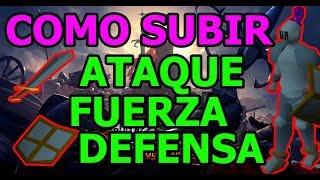 RuneScape OlSchool Como subir Ataque Fuerza Defensa Para Principiantes