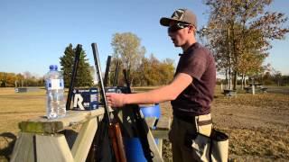 Video: Blaine High School clay target shooting team