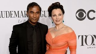 Fran Drescher Marries Dr. Shiva Ayyadurai
