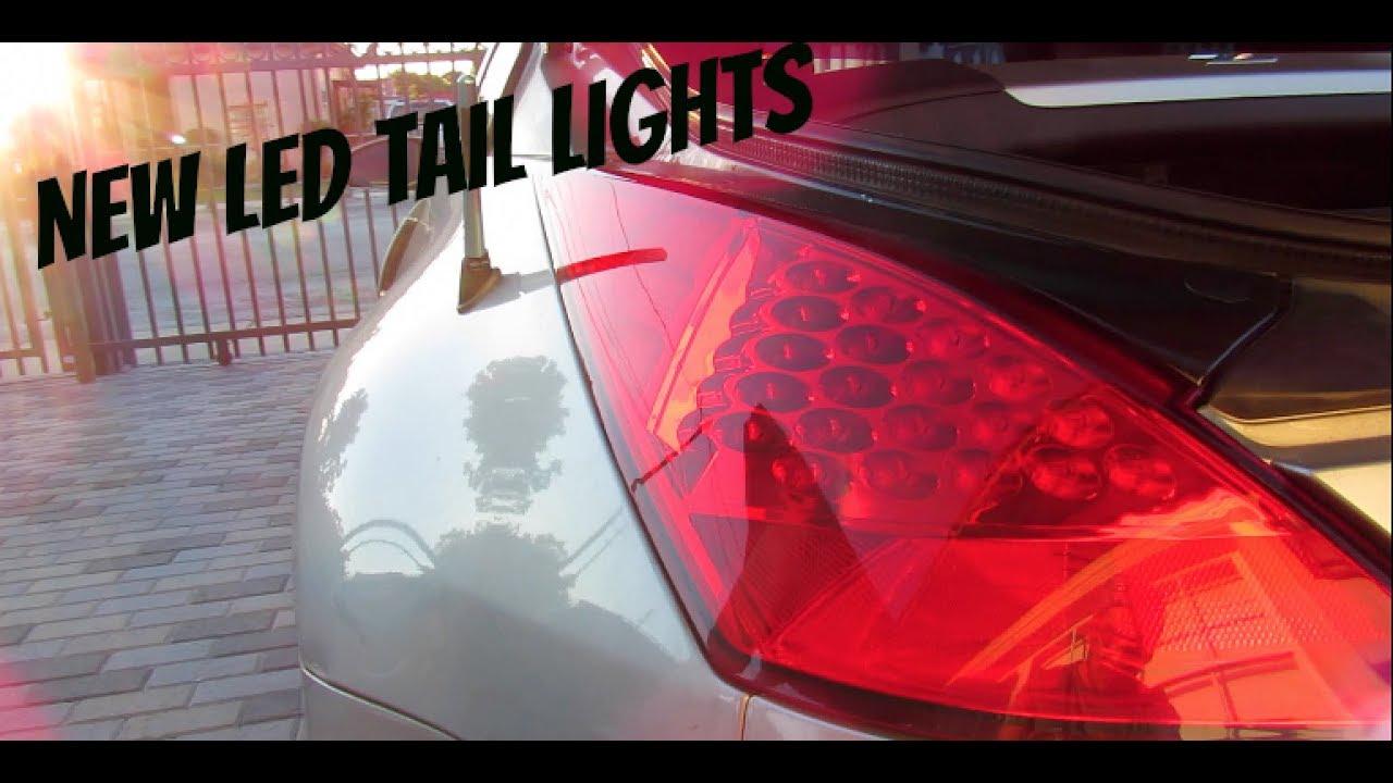 NISSAN 350Z LED TAIL LIGHTS