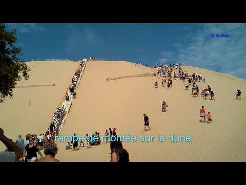 Dune du pilat explication acc s parking tarifs d couverte cot terre - Restaurant dune du pilat ...
