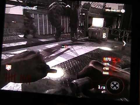 Ballistic Knife Black Ops Gameplay Black Ops Ballistic Knife