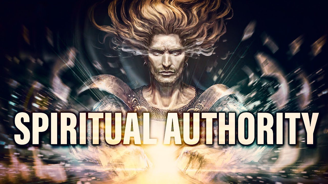WALKING IN THE SPIRIT - You Have Spiritual Authority (This Is What You Need To Know)