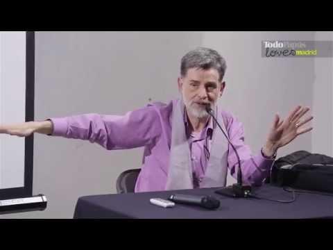 Carlos González, ¿cómo plantear la autoridad con los hijos? Charla en TodoPapas Loves Madrid