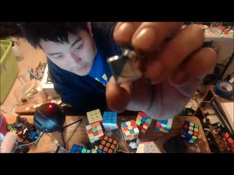 Angstrom Coated Cubes and Valk Power Revisited