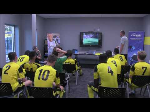 MOBA PDL uses Interplay-sports video analysis software