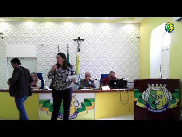 Sessão da Câmara de Vereadores de Itambé - 08/08/2018