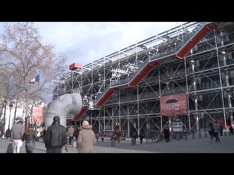 40 ans Centre Pompidou