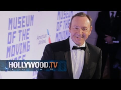 Kevin Spacey honored in New York - Hollywood.TV