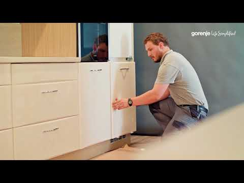 HOW TO INSTALL YOUR REFRIGERATOR