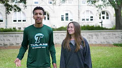 Tulane Virtual Tour Introduction