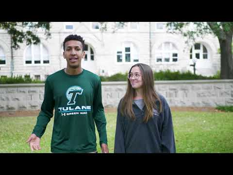 Tulane Virtual Tour Introduction