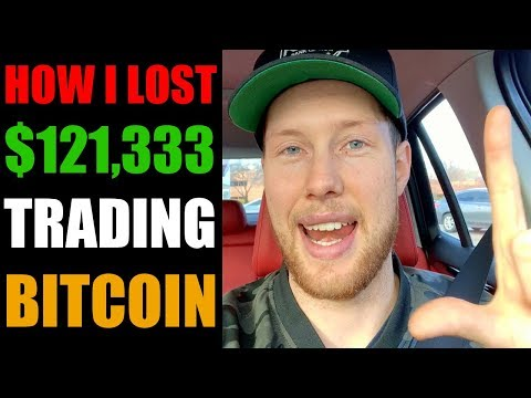 How I LOST $121,333 Trading BITCOIN for ALT Coins & Crypto Currencies