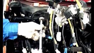 видео Замена рулевой рейки Чери