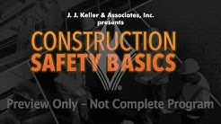 Construction Safety Basics Training