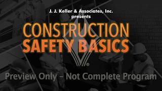 Construction Safety Basics Training