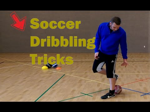 9 Easy Skill Moves To Beat Defenders | Dribbling Skills ...