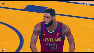 NBA 2k14 Realistic Animation (Gameplay) JBCV16Pack mOds