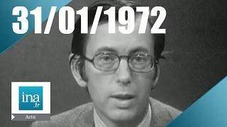 Information Première du 31 janvier 1972 - Bloody Sunday en Irlande Du Nord | Archive INA