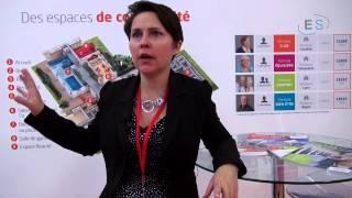 Salon des seniors Paris 2014. Rencontre avec Domitys
