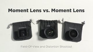 Moment vs. Moment | How does the ANAMORPHIC lens compare?