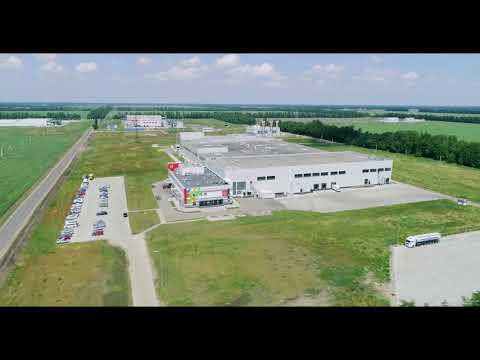 Предприятие хлебопекарной промышленности производительностью 76000 тон в год