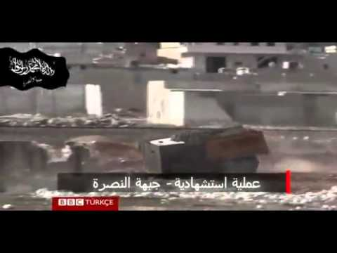 Halep'teki intihar saldırganı 'İngiliz Süleyman'