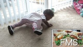 Break Dancing Baby - Fatty Mcsundays [fms]!! November 10, 2013 | Naptural85 Vlog