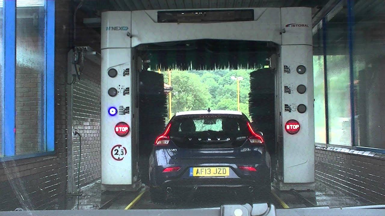 Find A Carwash >> New Istobal M'NEX22 car wash Outside View - YouTube