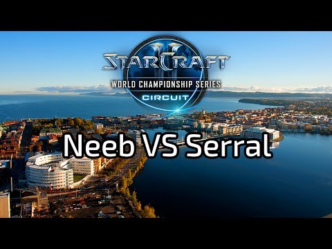 Neeb VS Serral - FINAL -  WCS Jonkoping 2017