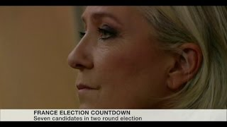 News Politics  : France Election 2017