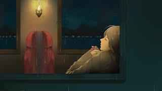 Relaxing Sleep Music with Rain Sounds - Meditation Music, Peaceful Piano Music, Deep Sleep Instantly