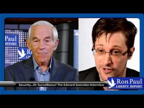 Download Youtube: Security...or Surveillance? The Edward Snowden Interview