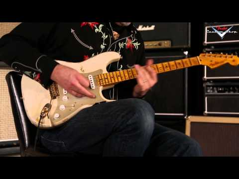 Fender Custom Shop Limited Edition Golden '50s 1954 Stratocaster Heavy Relic  •  SN: XN2444