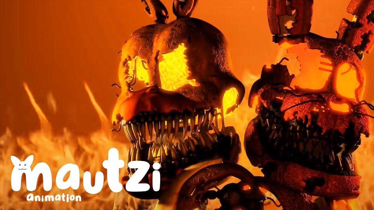 [FNaF SFM] Halloween at Freddy's (TryHardNinja - FNaF Halloween SONG) Animated by MrMautz