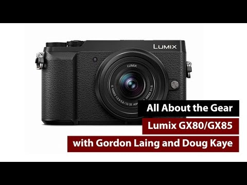 Panasonic Lumix GX80 GX85 Review - All About the Gear