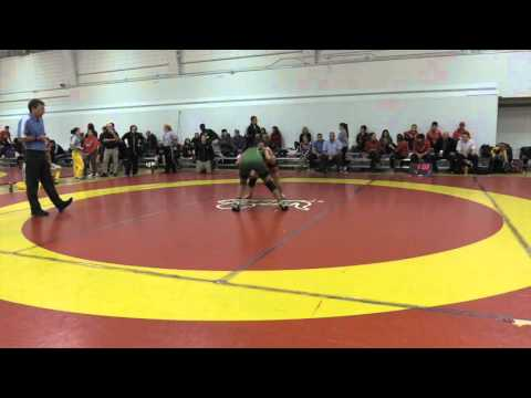 2015 Dino Invitational: 55 kg Josee Tremblay vs. Farah Taj