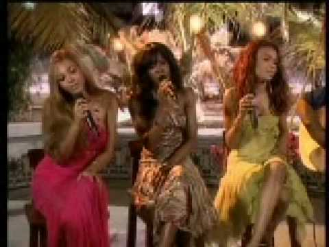 Destiny's Child - Cater 2 U Live