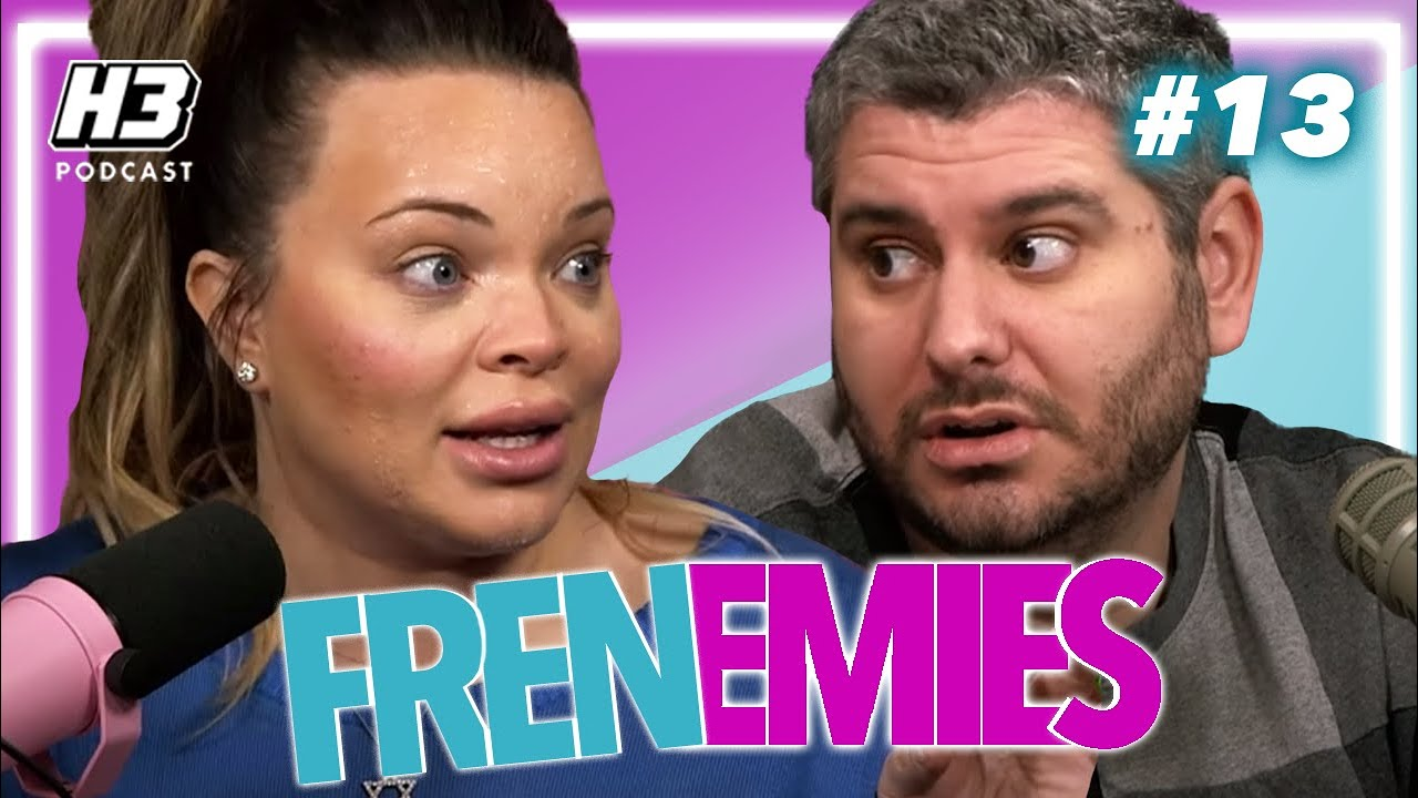 Download Trisha Quits the Podcast & Storms Out - Frenemies #13