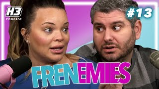 Trisha Quits the Podcast & Storms Out - Frenemies #13