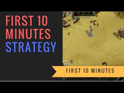 Beginner's Guide To Age Of Mythology: First 10 Minutes