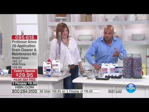 HSN | Cleaning Essentials 02.06.2017 - 01 PM