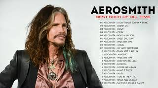Aerosmith's Greatest Hits Full Album - Best of Aerosmith - Aerosmith Playlist 2020