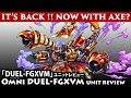 Omni DUEL-FGXVM Unit Review (Brave Frontier) 「DUEL-FGXVM」ユニットレビュー【ブレフロ】