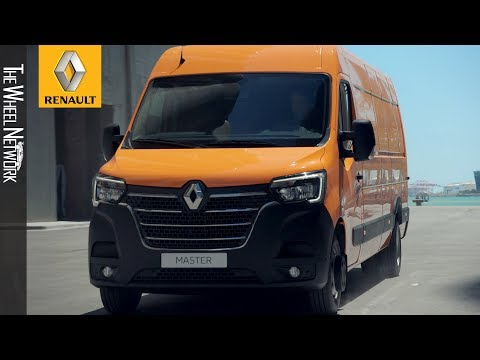The New Renault Master – Product Presentation (2019 Facelift)