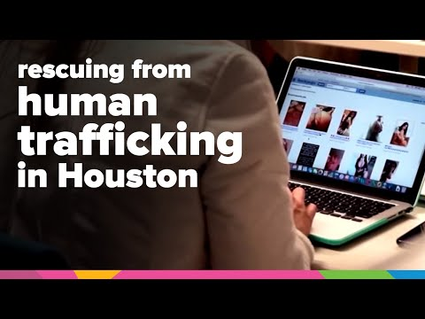 Rescuing Women from Human Trafficking in Houston | USA | Orphan's Promise