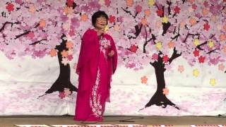 第31回「おおひら桜まつり」ステージ ③ 大平の歌姫 大屋敷 れいこ男歌を...